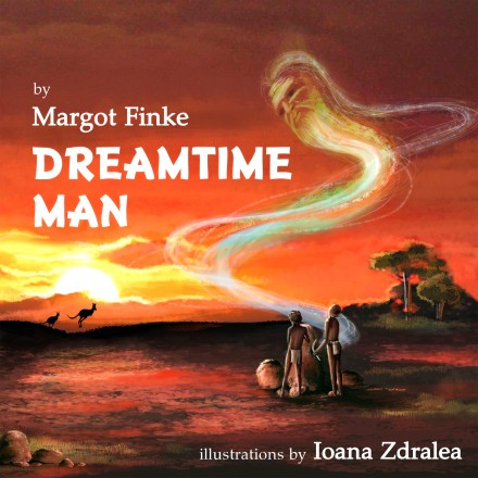 """Dreamtime Man"" Book"