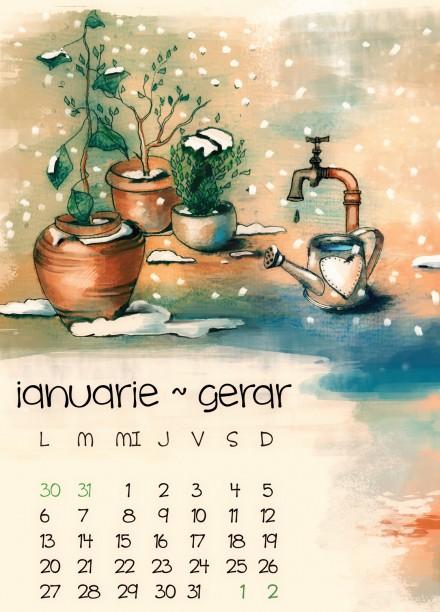 Gardening Calendar 2014