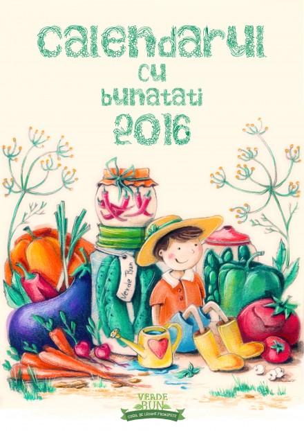 """""""Verde Bun"""" Calendar 2016"""