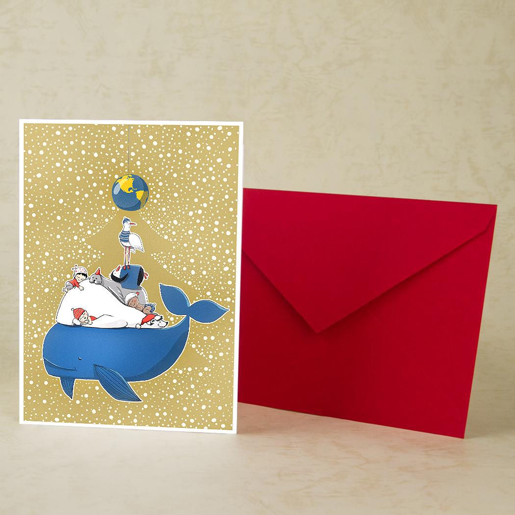 Christmas greeting cards ioana dartioana dart a couple of christmas greeting cards i have designed for a contest on jovoto platform kristyandbryce Image collections